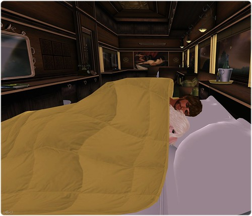 Style - The Orient Express, Sleeping