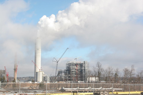 Duke Energy's Cliffside Coal Plant