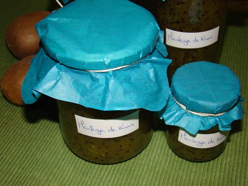 Manteiga de Kiwi