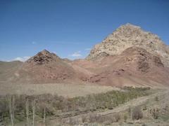 کوه کسوئیه و سرخ کسوئیه