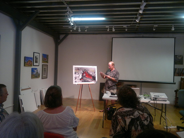 Dewitt Jones Seminar