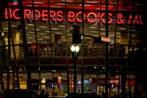 Borders Bankruptcy leaves Calif. town holding the lease Editorials