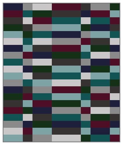 Stacks of Colour - Dark