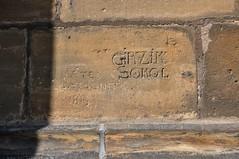 Kaple saská. Exteriér. Kostel sv. Víta, Václava a Vojtěcha, Praha, Hrad