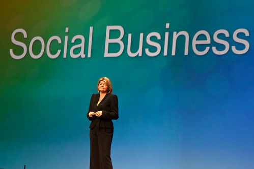 IBM Social Business @ Lotusphere 2011