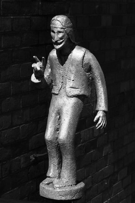 Peace Man, by Kim Clark