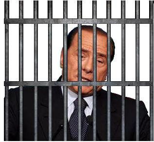Berlusconi Big House Bound?
