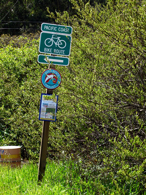Bike Ride in SLO County