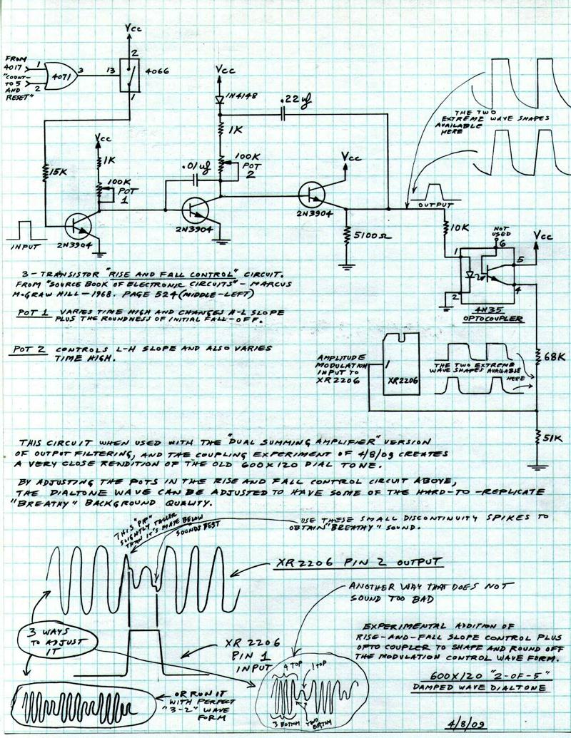 Chuck Richards\' Tone Plant | ElmerCat Dot Org