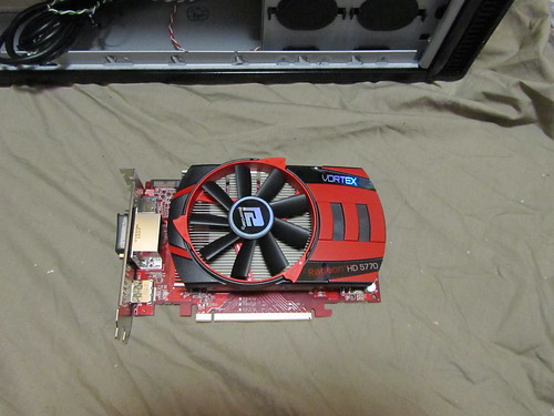 Graphics card unboxed