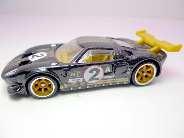 hot wheels speedmachine ford gt lm green (2)