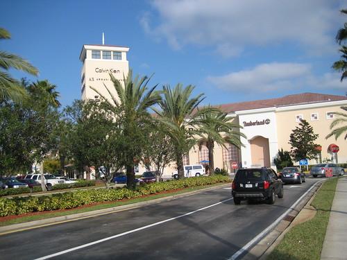 premium outlets Orlando