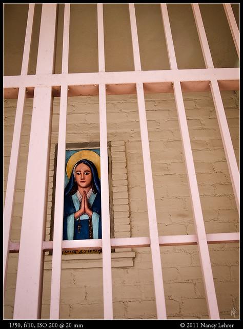 Prayer Behind Bars