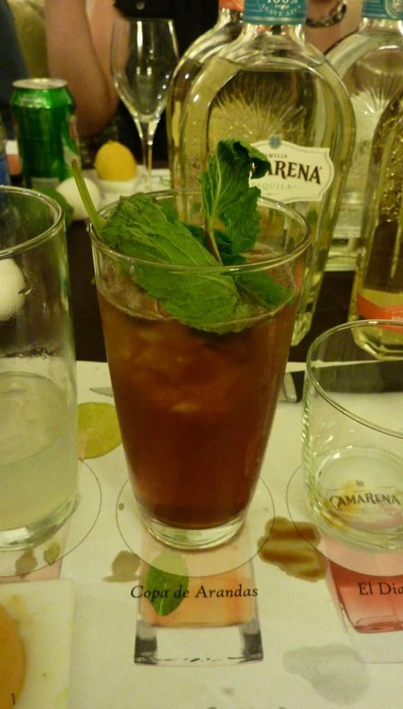Camarena Tequila