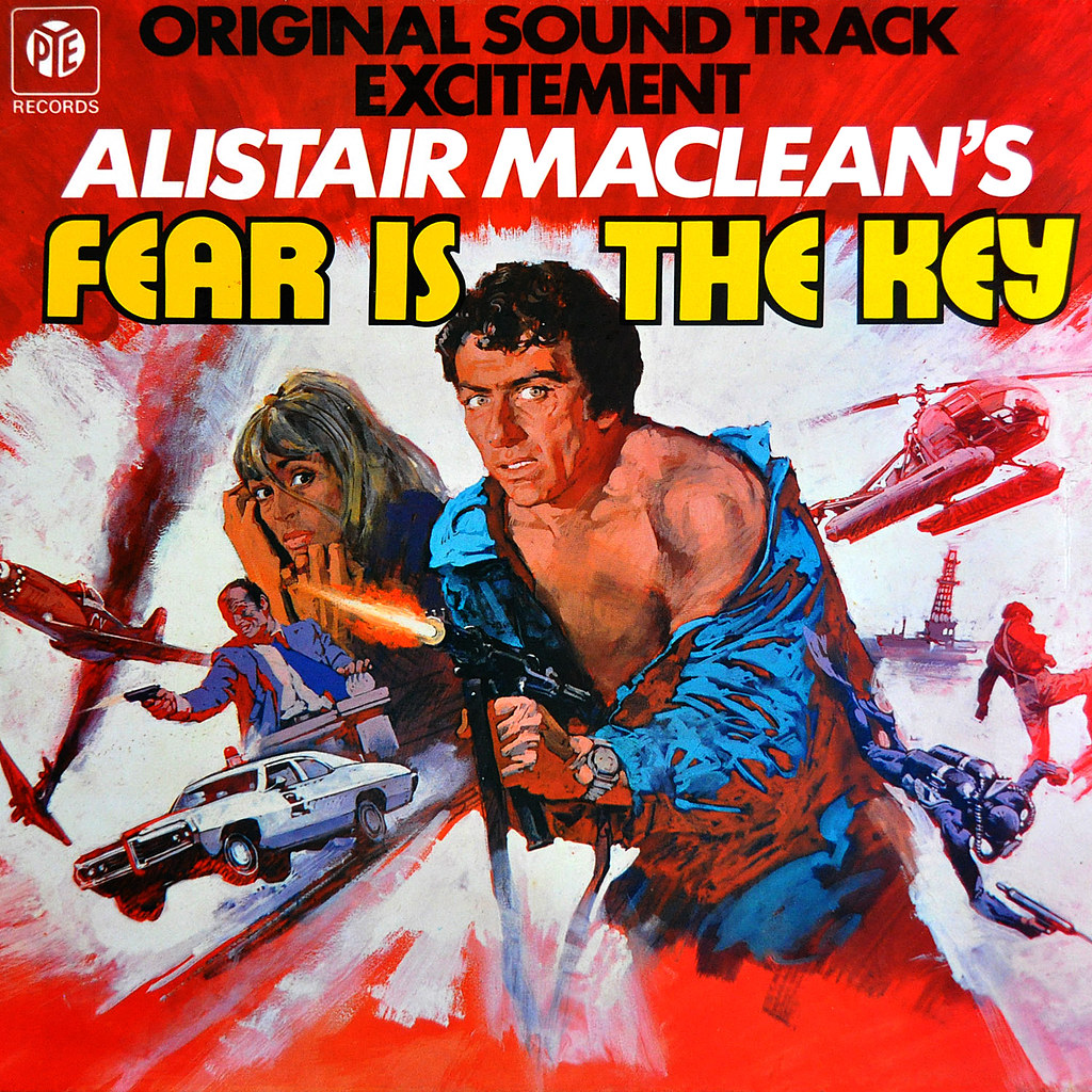 Roy Budd - Fear is the Key