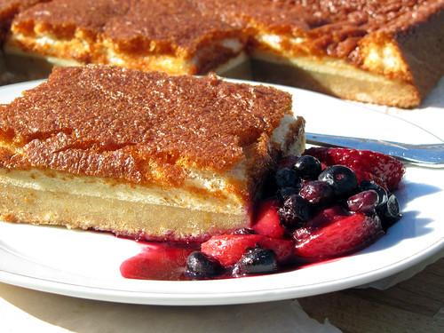 Kasutera (Castella) Cake