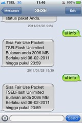 Telkomsel Flash Unlimited