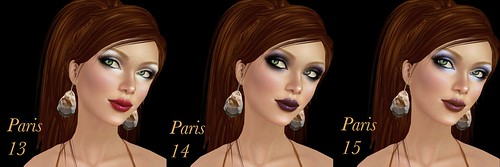 Chaisuki Paris Makeups 13-15