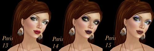 Chaisuki Paris Makeups 13-15