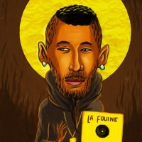 Pop Icons : La Fouine Pantocrator
