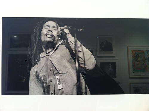 Tony Caramanico, Bob Marley