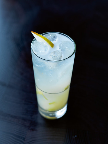 Pear and elderflower  collins-1