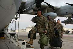 3rd Marine Expeditionary Brigade deploys