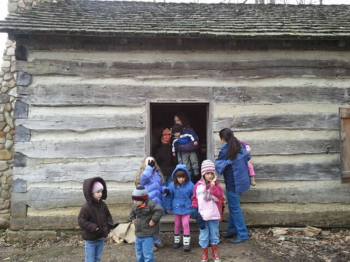 1800s cabin