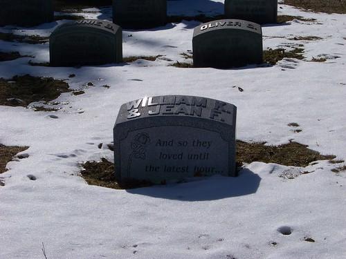 William K and Jean F