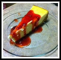 Cheesecake! by mysandrasdaughter