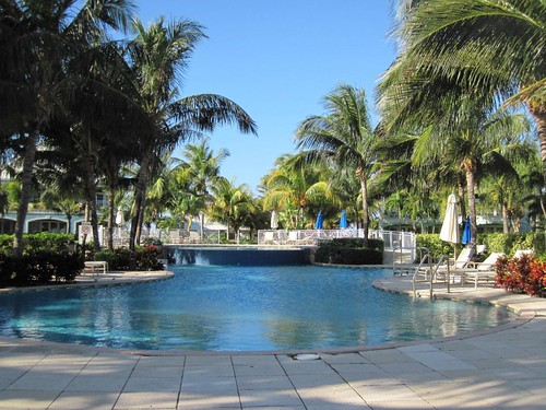 Pool at Old Bahama Bay