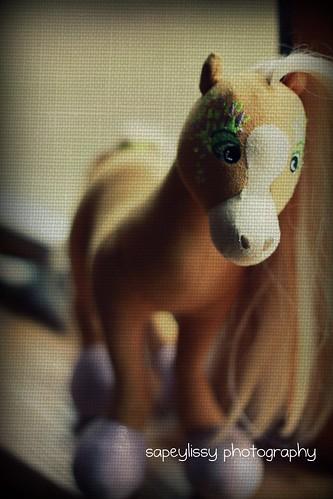 Prissy's Horse by sapeylissy (Jamie A. McBride)