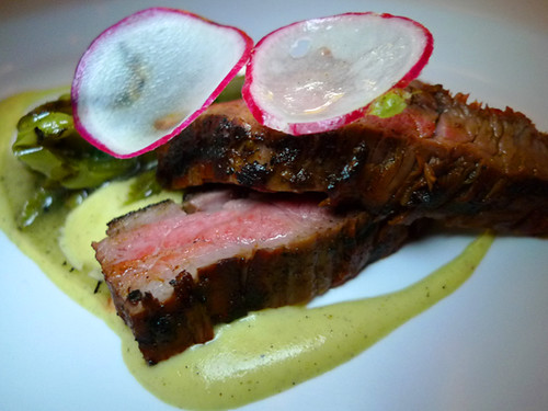Flank Steak, Magnum @ Pal Cabron