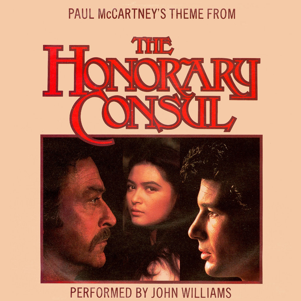 Paul McCartney - The Honorary Consul