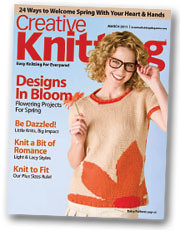 Cover_Creative Knitting-March2010