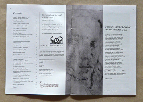 drypoint features in the latest issue of the moth : )