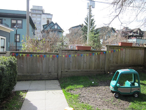 Outside Bunting