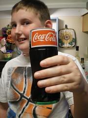 Coke glass by Skeptycal