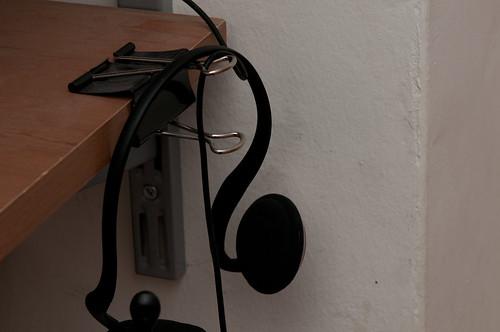 binders for ear set