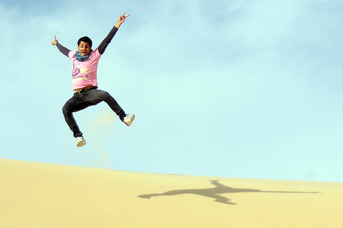 Jump by Hamad AL-Mohannna, on Flickr