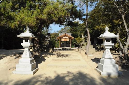 衫本博司-護王神社