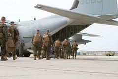 III MEF Marines prepare to provide assistance following tsunami in Japan