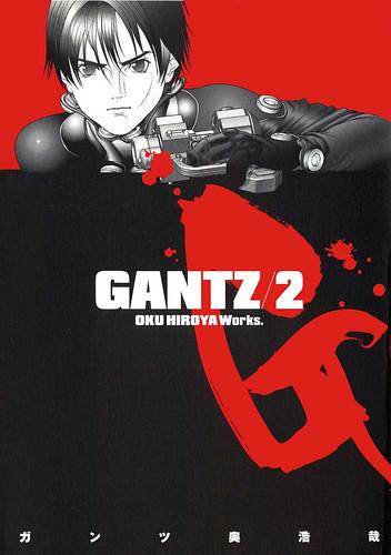 (Y-DF) Gantz Tomo 02