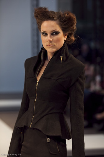 Ottawa Fashion Week 2011 - Anomal Couture