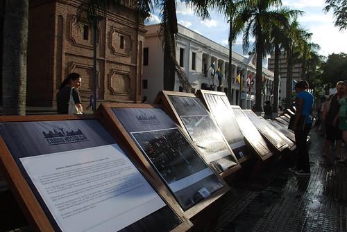 Exposición Ciudad Nostalgia (Santa Cruz - Bolivia) I
