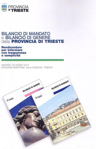 bilancio provincia