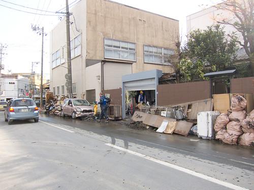 Kimono shop: outside