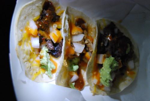 Kalbi Q tacos