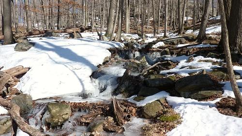 Snow melt