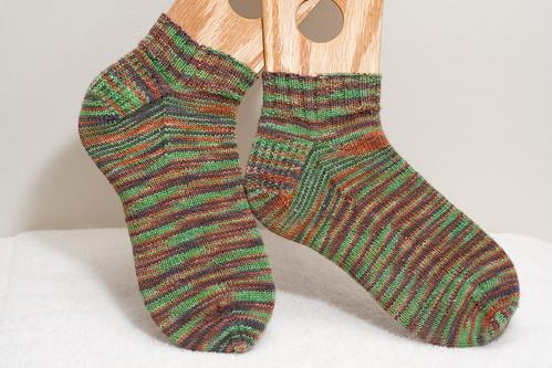 Matt's Camo Socks